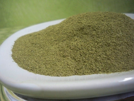 Holy Basil powder , tulsi from Glenbrook Farms Herbs