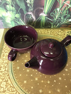 One cup teapot set