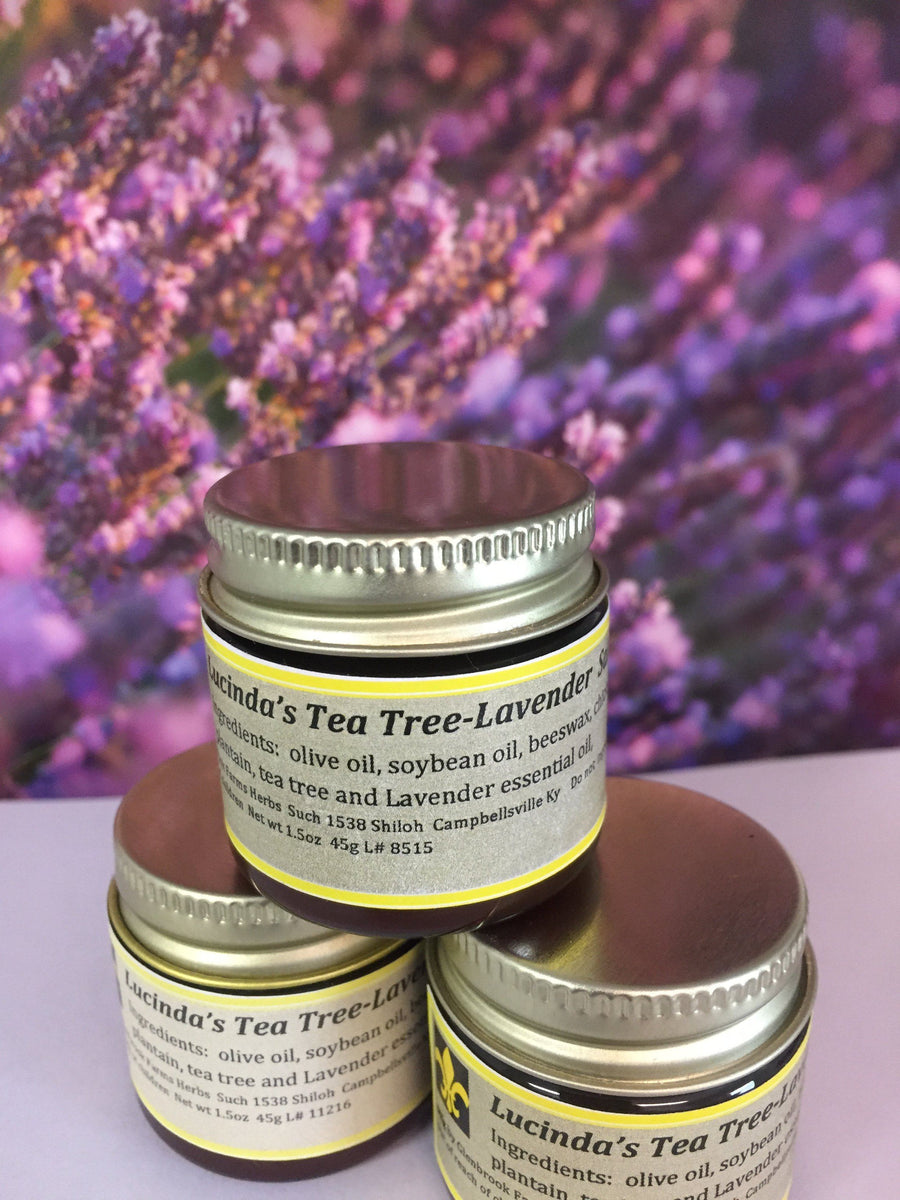 Tea Tree Lavender Salve