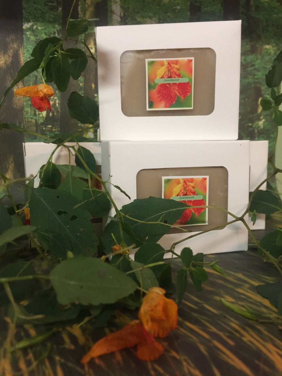 Jewelweed Soap from Glenbrook Farms Herbs and Such