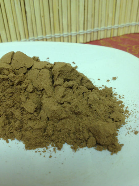 Saw palmetto berry powder from glenbrookfarm.com