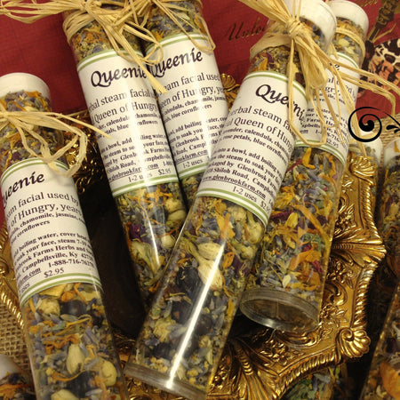 Queenie Botanical Steam Facial