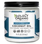 Wildly Organic Virgin Coconut oil  14 oz jar