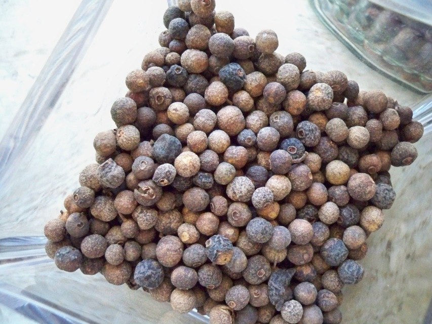 Allspice from Glenbrook Farms Herbs is a popular spice for baking