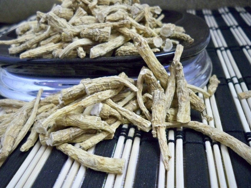 American Ginseng from Glenbrook Farms herbs and such