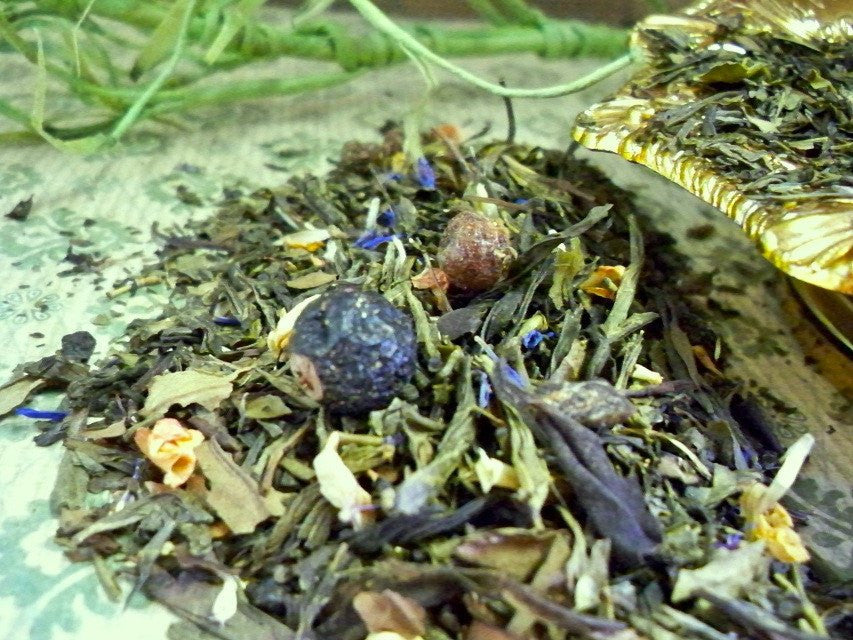 Blessed Life Tea from www.glenbrookfarm.com