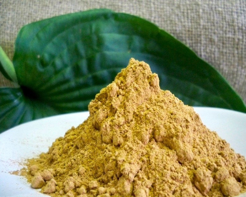 Catuba Bark Powder (erythoxylum catuaba