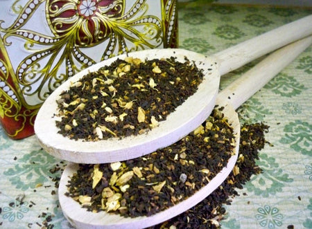 Chai tea from Glenbrook Farms Herbs