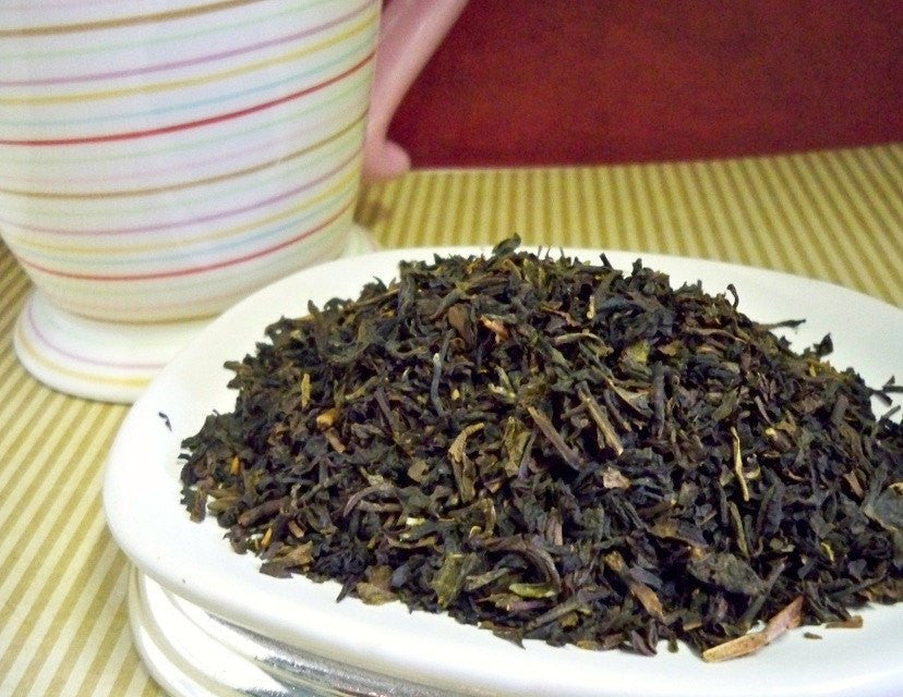 Chardonnay Oolong Tea from www.glenbrookfarm.com