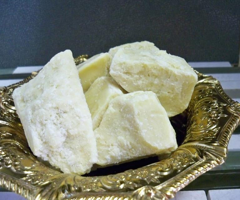 Cocoa butter from www.glenbrookfarm.com