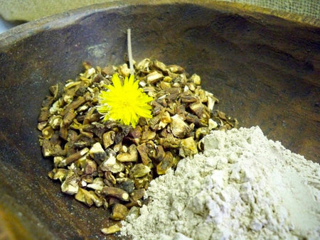 Dandelion Root from Glenbrook Farms Herbs and Such