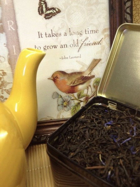 Earl Grey Creme Tea from Glenbrook Farms Herbs and Such