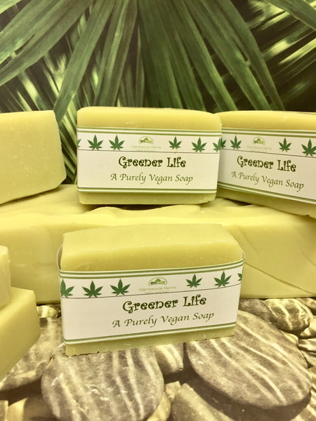 Greener Life Vegan Soap