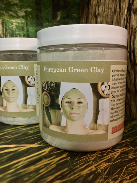 European  Green Clay Powder