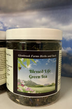 Blessed Life Green Tea from Glenbrook Farms. One of our best sellers!