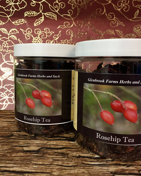 Rosehip Tea from Glenbrook Farms Herbs and Such