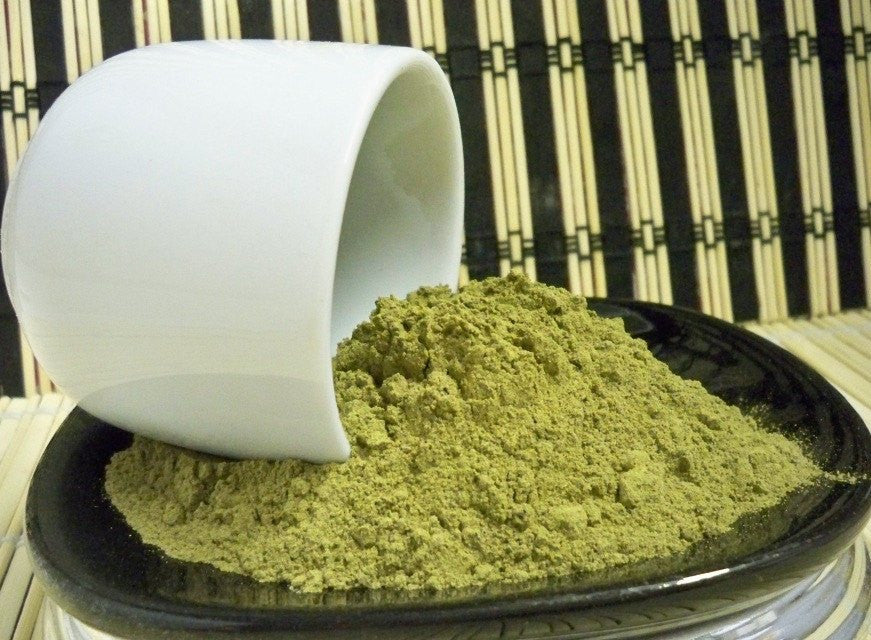 Green Tea Powder from Glenbrook Farms Herbs