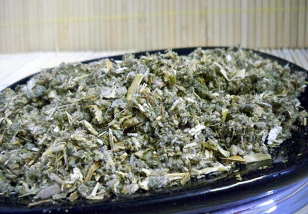 Horehound Herb (marrubium vulgare) from Glenbrook Farms Herbs and Such