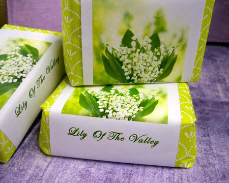 Lily of the Valley Glycerin Soap