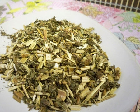 Meadowsweet herb from Glenbrook Farms Herbs