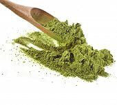 Organic Moringa leaf powder from Glenbrook Farms herbs
