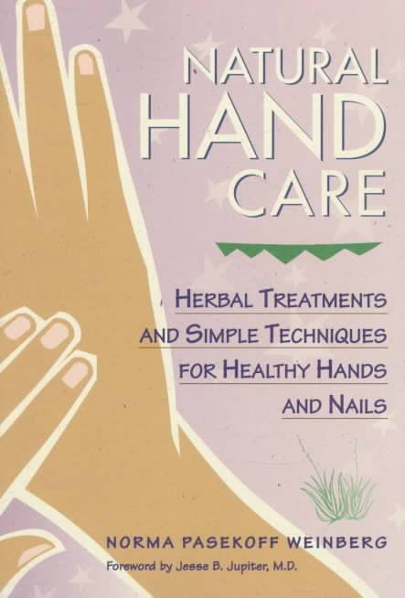 Natural Hand Care book from glenbrookfarm.com
