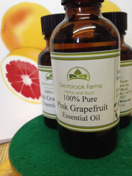 Pink Grapefruit from www.glenbrookfarm.com