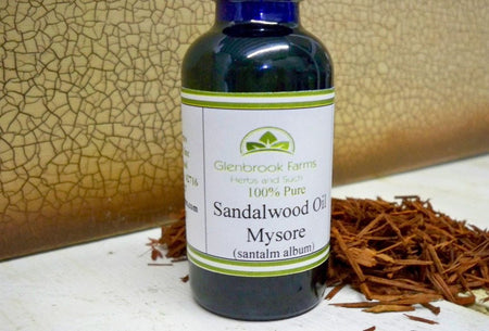 Sandalwood Essential  Oil  1 oz