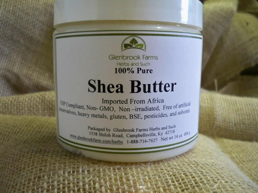Shea Butter from Glenbrook Farms Herbs