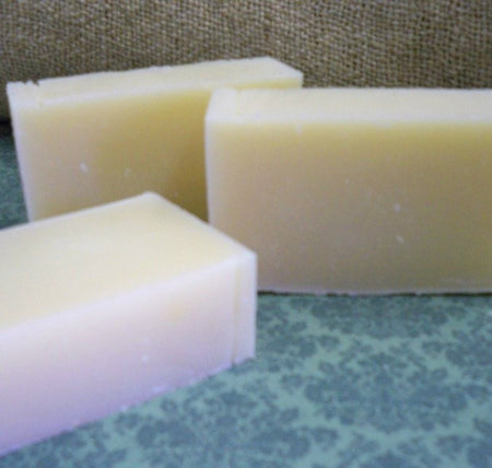 Spearmint and Goat Milk Soap from Glenbrookfarm.com