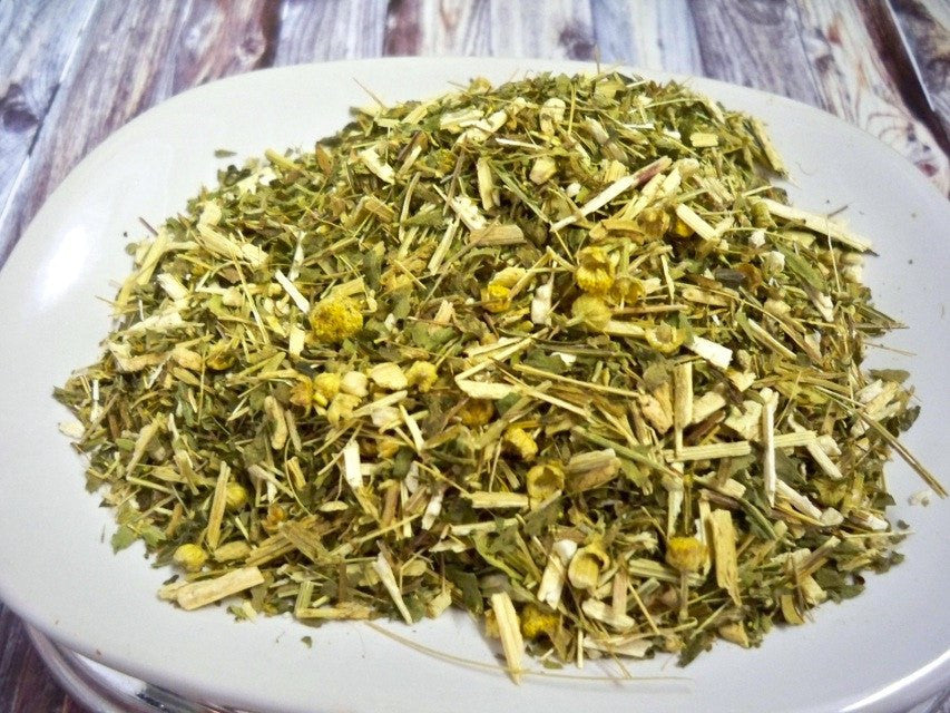 Dried Tansy from Glenbrook Farms Herbs