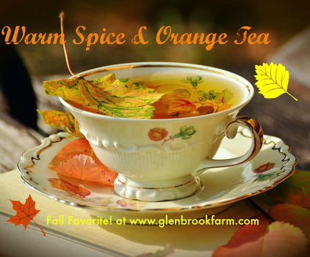 Warm Spice & Orange Black Tea