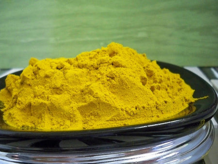 Turmeric Ground (curcuma longa) from Glenbrook Farms Herbs