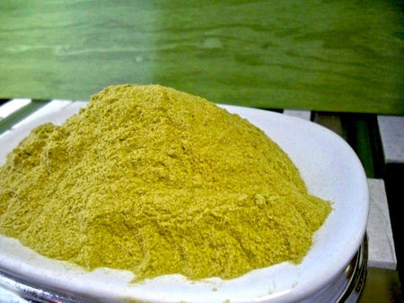 Wheat Grass Powder (triticum aestivum) from Glenbrook Farms