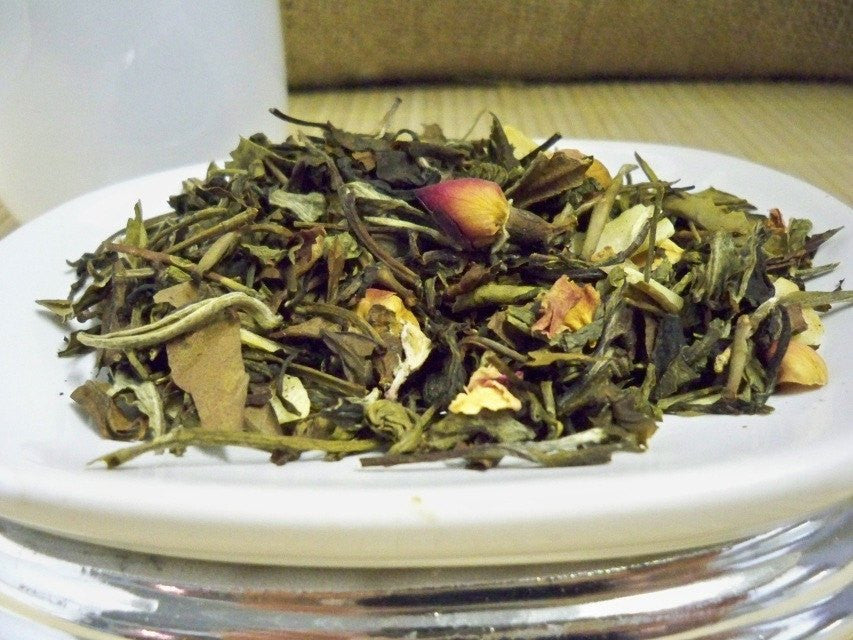 Wild Cherry White Tea from www.glenbrookfarm.com