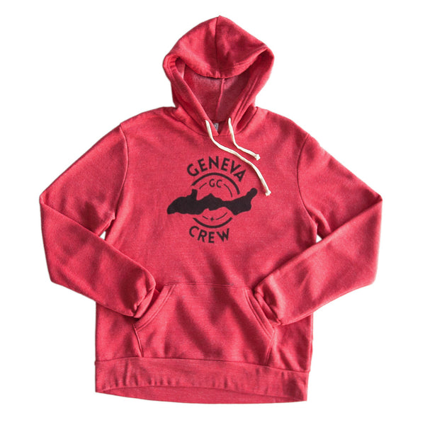 Ultrasoft Red Pullover Hoodie