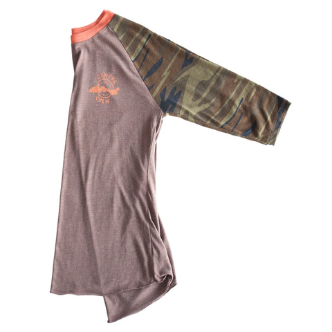Camo Special Edition Baseball Shirt