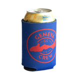 Cubs Red & Blue GC Koozie