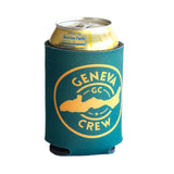 Packers Gold & Yellow GC Koozie