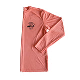 Salmon Long-Sleeved Water Shirt