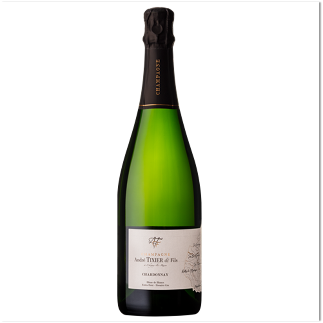CHAMPAGNE ANDRÉ TIXIER & FILS Chardonnay