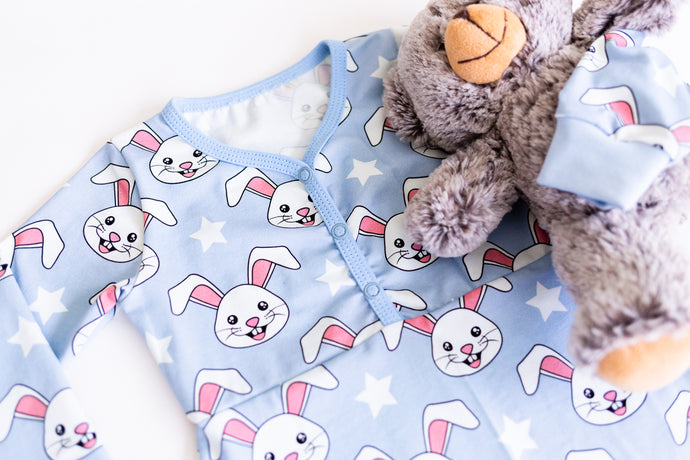 Sew PJ's with Victoria and Ester & Ebbe patterns