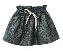 Molly skirt with waist ruffle