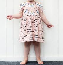 Amelie top & dress - printed (English)