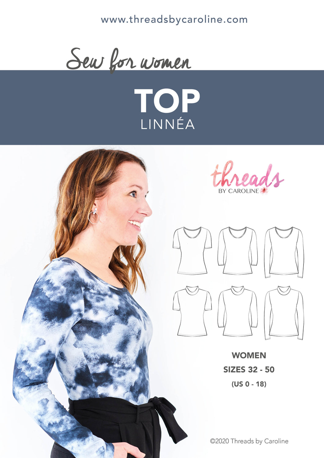 Linnéa top (English)