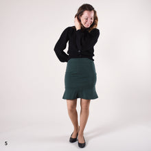 Sofia pencil skirt with variants