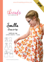 Smilla top & dress - digital (English)