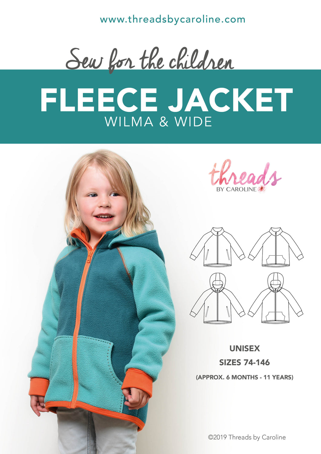 Wilma & Wide jacket (English)