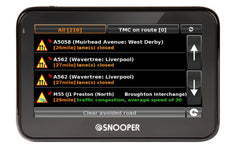 Snooper S2700 Bus and Coach
