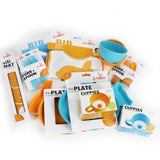 large BUNDLE - Sea Life + Orange Peel (2-color)